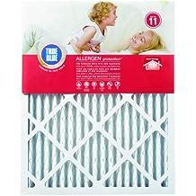 True Blue Allergen 12x25x1 Air Filter , MERV 11, 4-Pack
