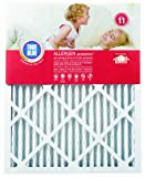 True Blue Allergen 20x25x1 Air Filter , MERV 11, 4-Pack