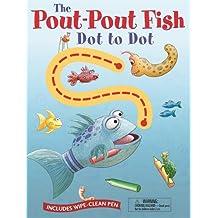 Pout-Pout Fish Wipe Clean Dot to Dot