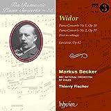 Romantic Piano Concerto Vol.55 - Widor: Piano Concertos