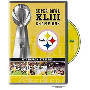 NFL Super Bowl XLIII: Pittsburgh Steelers Champions DVD (2009)