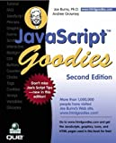 JavaScript, Joe Burns and Andree Growney, 0789726122