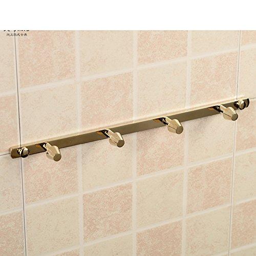 70%OFF European copper hooks/clothes Hook/ bathroom gig/Clothes locker ideas bathroom wall