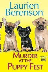 Murder at the Puppy Fest (A Melanie Travis Mystery)