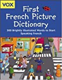 First French Picture Dictionary, Vox Staff, 0071433058