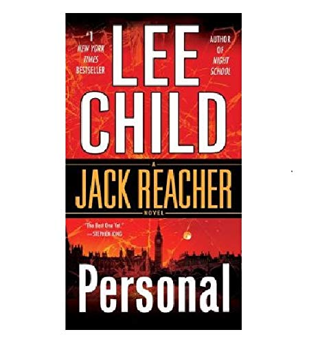 Personal: A Jack Reacher Novel, Cover may vary