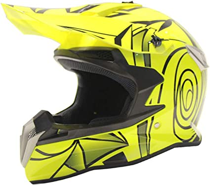 Universal Motorcycle Open Face Half Helmet Flip Up ABS Motocross Off Road Race