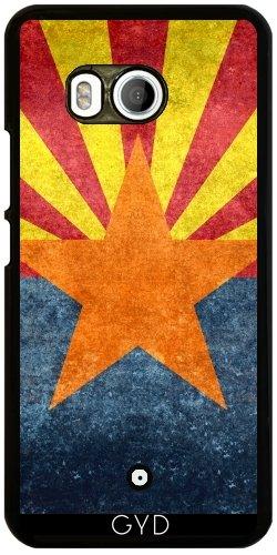 Funda para Htc U11 - Bandera Del Estado De Arizona - Retro by BruceStanfieldArtist