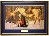 The Prayer At Valley Forge Washington Friberg 34x25