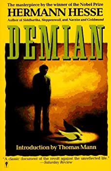 Demian 0553135244 Book Cover