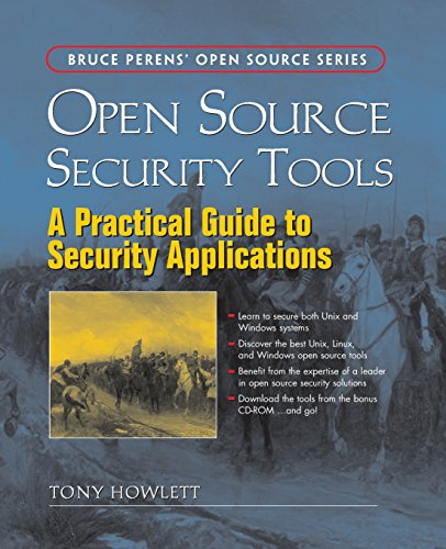- Open Source Security Tools: Practical Guide to Security Applications, A