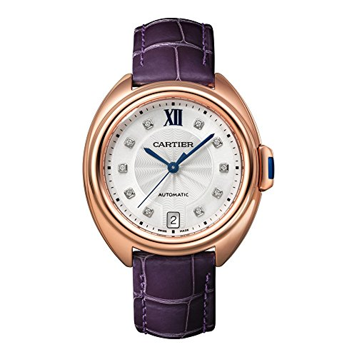 Cartier Cle Automatic Ladies Watch WJCL0032