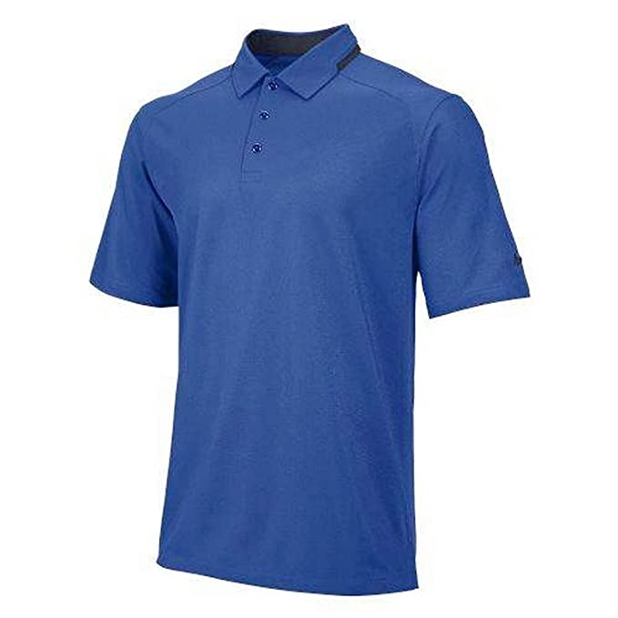 bf0c8b671ed4 Image Unavailable. Image not available for. Color  Nike Men s Dri-Fit FB  Short-Sleeve Player s Polo Shirt ...