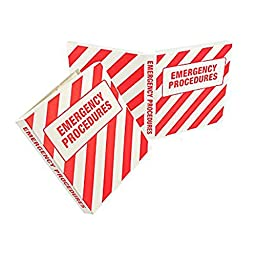 Emergency Procedures Binder - 1.5 Inch