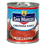 Empacadora San Marcos Chipotle Sauce, 7-Ounce Cans (Pack of 24)