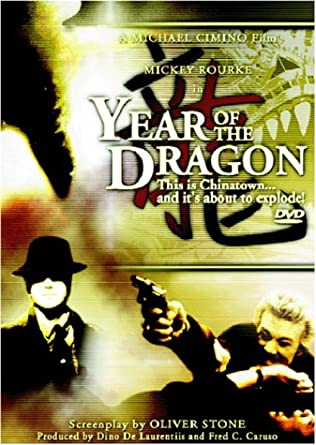 2e5d0f945ab86 Amazon.com: Year of the Dragon: Mickey Rourke, John Lone, Ariane, Leonard  Termo, Raymond J. Barry, Caroline Kava, Eddie Jones, Joey Chin, Victor  Wong, ...
