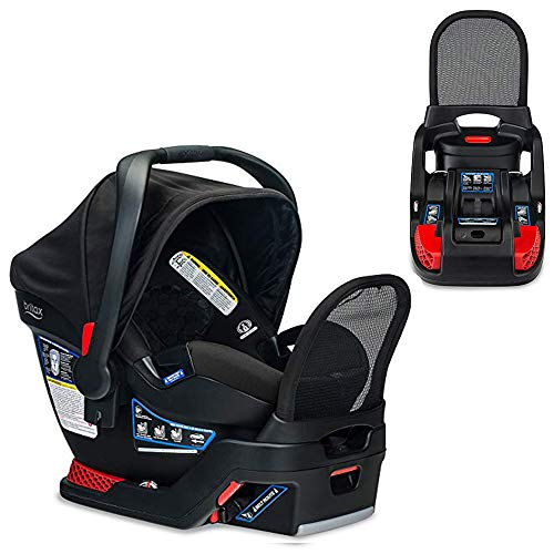 Britax Endeavours Infant Car Seat, Circa with Extra ARB Base Bundle