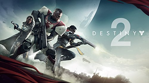 Destiny 2 Poster Game  8 X 10