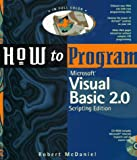 How to Program Visual Basic, Robert McDaniel, 1562764799