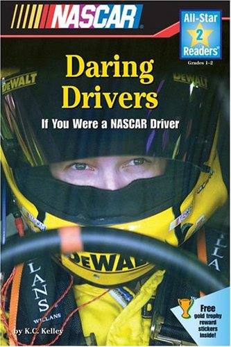 NASCAR Daring Drivers (All-Star Readers, Level 2)