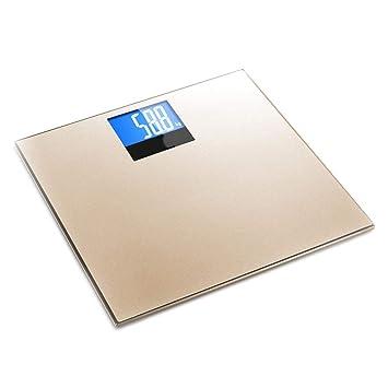 Básculas Digitales Básculas de pesaje electrónicas Báscula de baño Digital Antideslizante de Alta precisión Capacidad de 180 kg: Amazon.es: Hogar