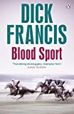Front cover for the book Blood Sport by Dick Francis