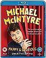 Michael McIntyre - Happy & Glorious [Blu-ray] [2015]