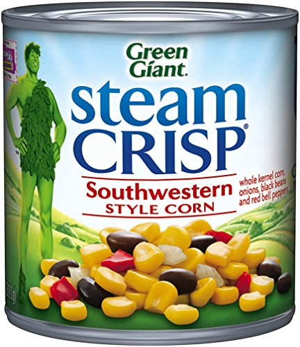 Green Giant Steam Crisp Southwestern Style Corn, 11 oz