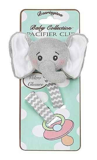 Amazon.com: Bearington - Clip para chupete de bebé: Baby