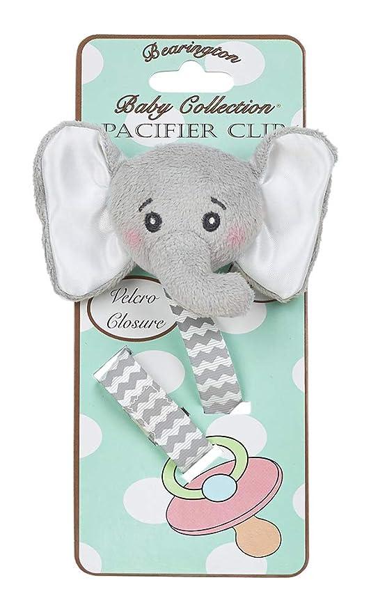 Bearington Baby Lil Spout Pacifier Clip
