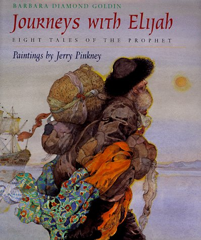 Cover Art for Journeys with Elijah