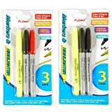 3 pack Marker and Highlighter Multi-Pack 48 pcs sku# 1916069MA