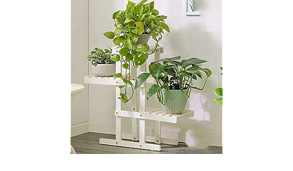 ChenDz Estante de Flores Estante de Varias Plantas Estante de ...