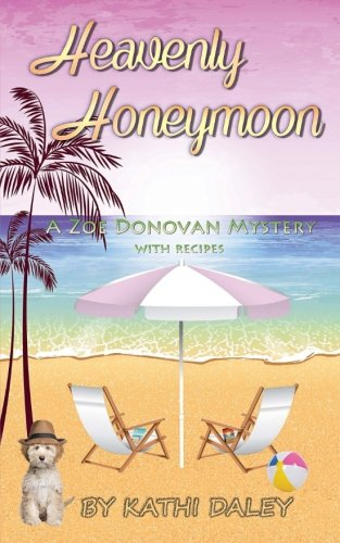 book cover of Heavenly Honeymoon