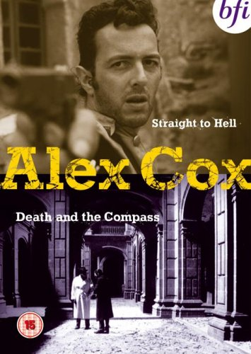 Straight To Hell / Death And The Compass [Reino Unido] [DVD]