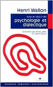 Psychologie et dialectique la spirale et le miroir for Miroir psychologie
