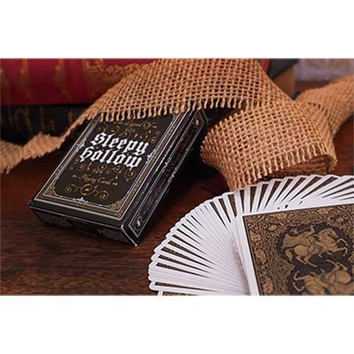 Sleepy Hollow Deck by Derek McKee - Tours et magie magique