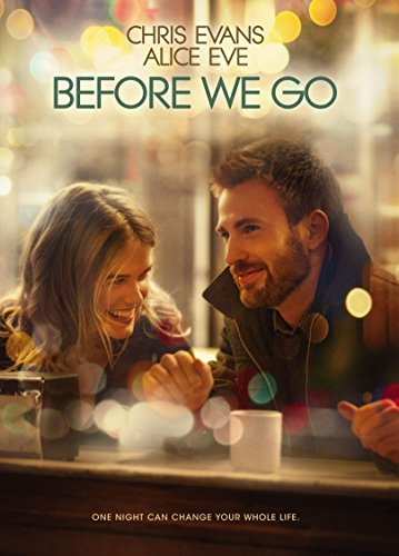 DVD : Before We Go (DVD)