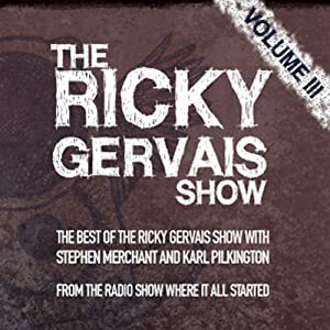 The Xfm Vault: The Best of the Ricky Gervais Show with Stephen Merchant and Karl Pilkington Radio/TV
