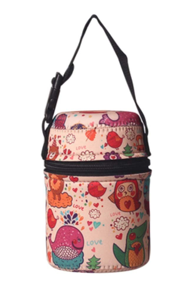 Practical Kids Bag Portable Stew Beaker Bag, b(10*13CM) Panda Superstore PS-BAB322267011-KARY01504