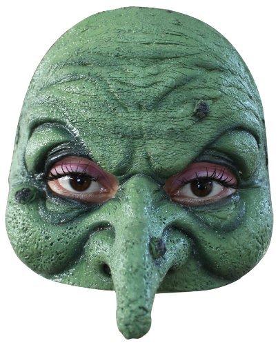Costume Mask: Half Witch Mask -