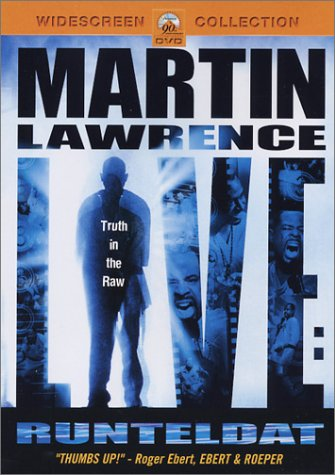 Martin Lawrence Live - Runteldat (Widescreen Edition) (Martin Lawrence Comedy Dvd)