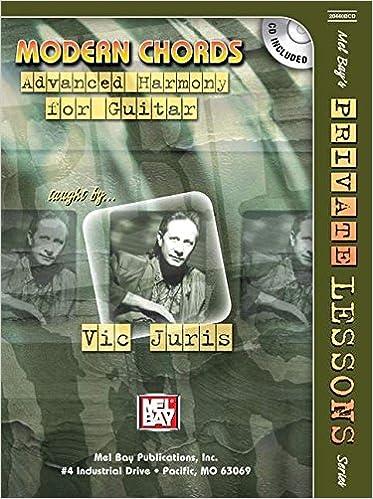 Mel Bay presents Modern Chords: Advanced Harmony for Guitar: Vic ...