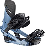 Salomon Nova Womens Snowboard Bindings Blue Sz S