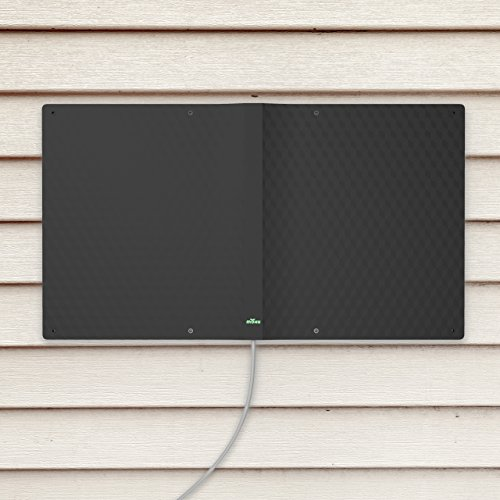 Mohu Mohu Striker Outdoor TV Antenna, 75 Mile Radius, Indestructible 7-in-1 Versatility, Flexible HDTV Indoor/Outdoor Antenna, 4K Ready price tips cheap
