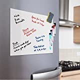 Magnetic Whiteboard for Refrigerator by Handel