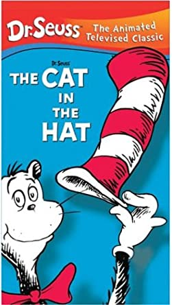 90dfd4d1 Image Unavailable. Image not available for. Color: Dr. Seuss - The Cat in the  Hat ...