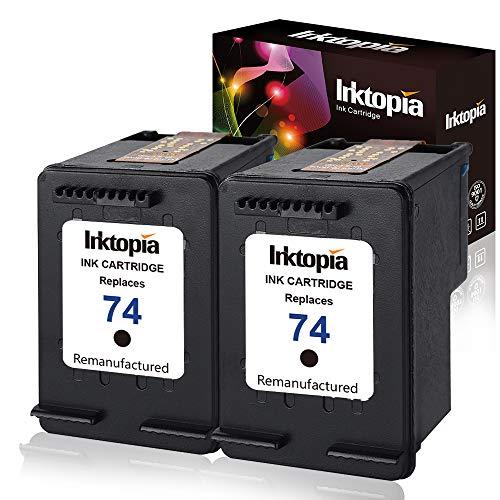 74 Black Inkjet - 3