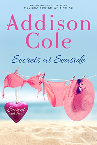 Secrets at Seaside (Sweet with Heat: Seaside Secrets) cover