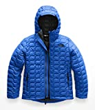 The North Face Kids Boy's Thermoball¿ Hoodie (Little Kids/Big Kids) Turkish Sea Large